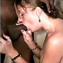 homemade interracial wife bj